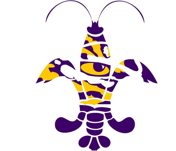 Lsu Free Clipart - Free Clip Art Images