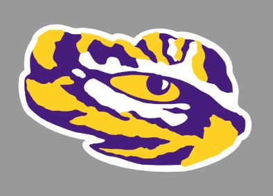 LSU Sports; Lsu Clip Art - Cl