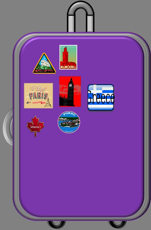 Luggage Clipart Free - ClipartFox ...-Luggage clipart free - ClipartFox ...-8