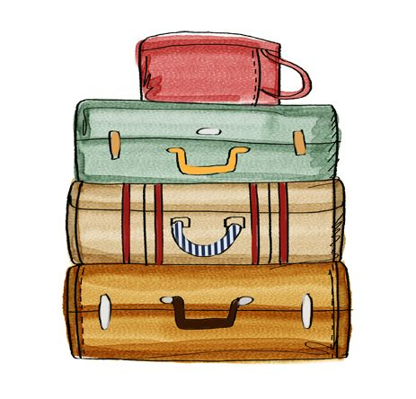 Image Result For Suitcase Clipart-Image result for suitcase clipart-5