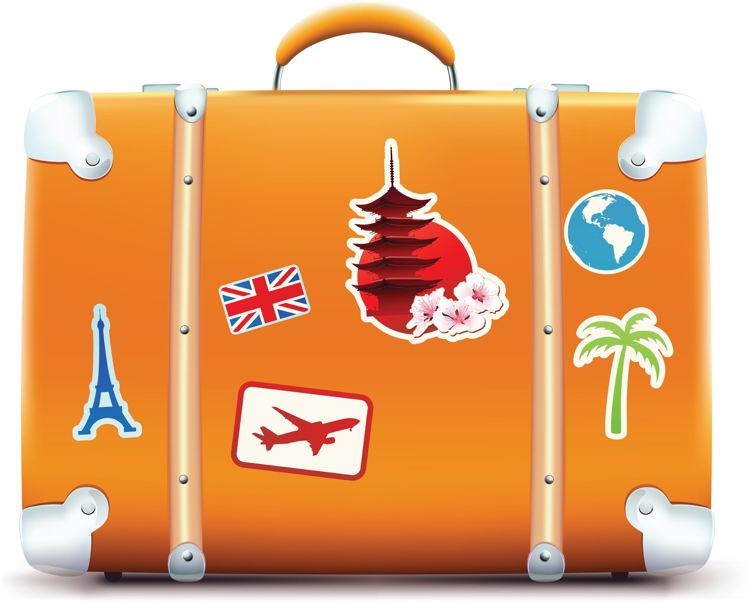 Luggage Clipart - 18 - L - Luggage Clipa-luggage clipart - 18 - l - Luggage clipart Clipground-8