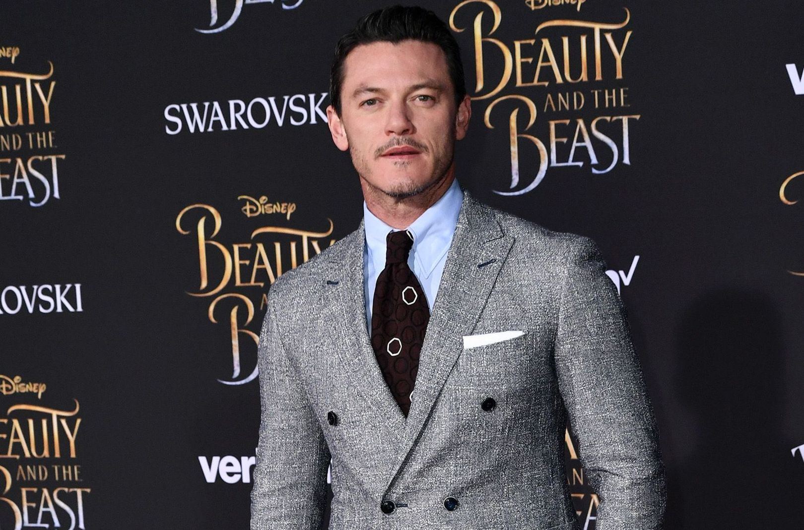 Beauty and the Beast star Luke Evans on his big break and being bullied at  school | British GQ