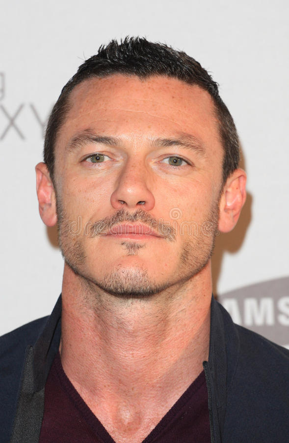 Download Luke Evans editorial photography. Image of arriving, launch -  34830087
