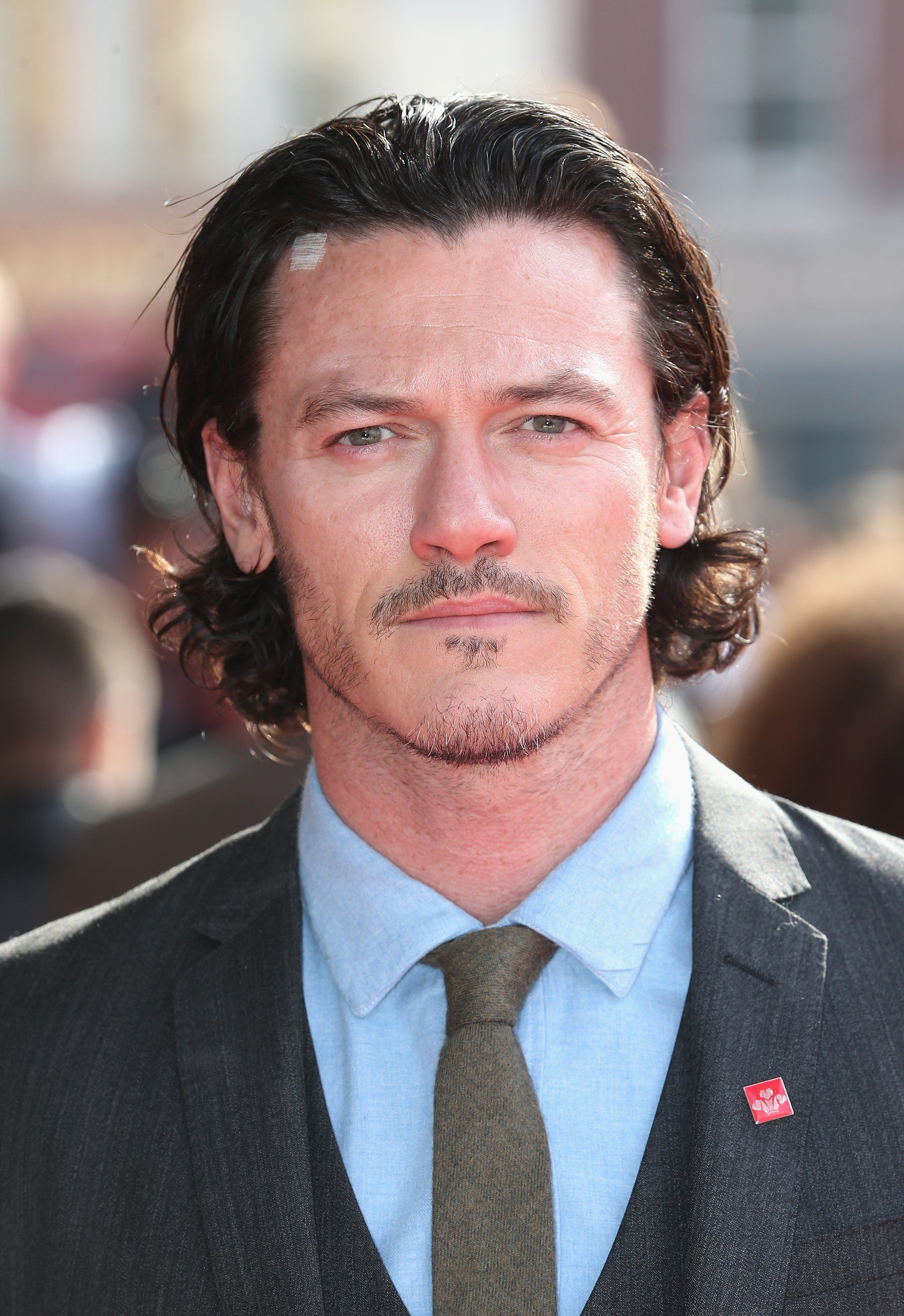 These Steamy Luke Evans Pictures Will Ma-These Steamy Luke Evans Pictures Will Make You Crank the AC Up to Full Blast-11