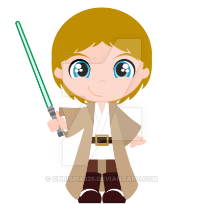 Luke Jedi Robes by Chrispix326-Luke Jedi Robes by Chrispix326-4