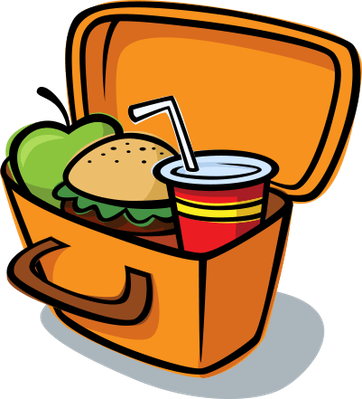 Lunch Box Clip Art | Health and Nutrition