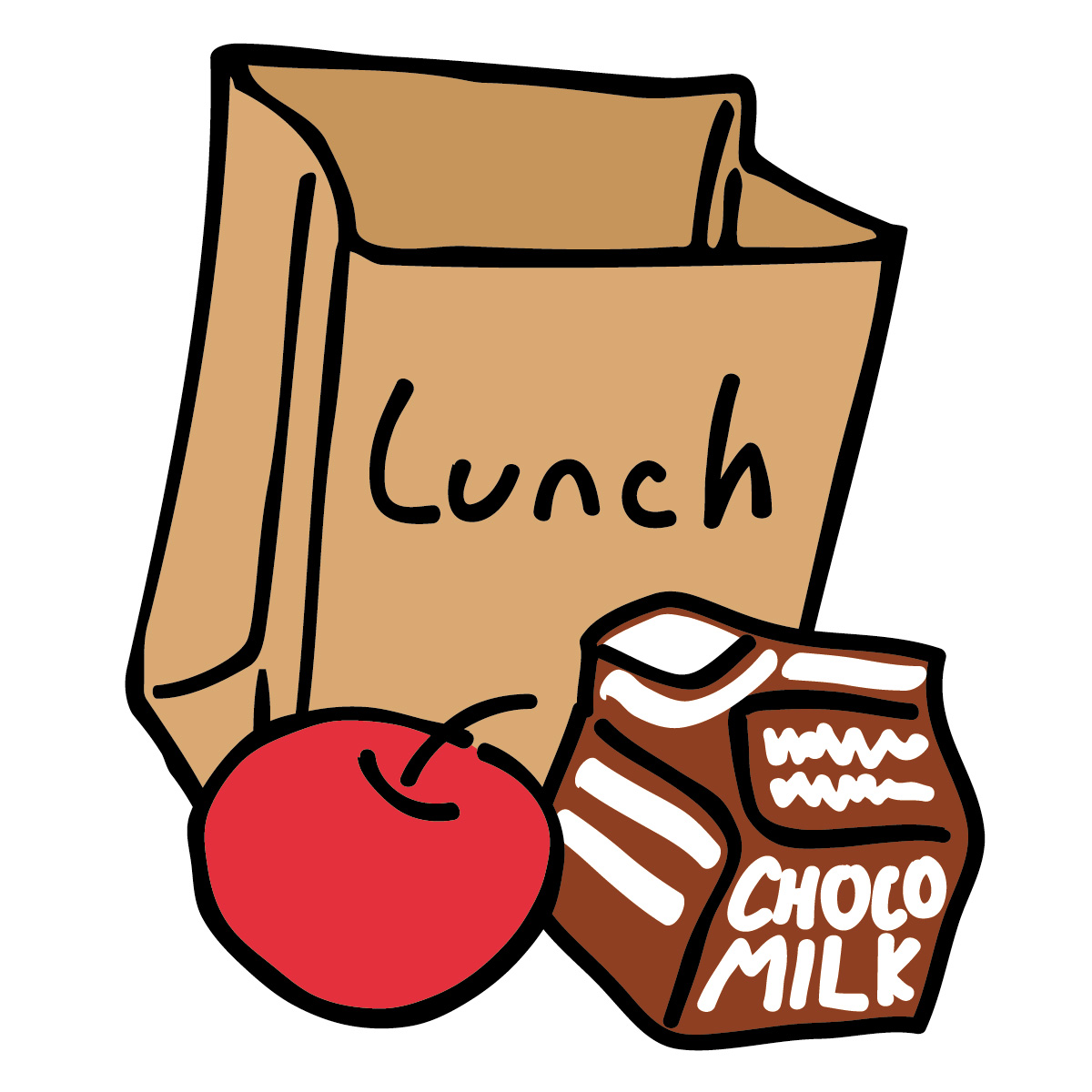 Lunch Clip Art-Lunch Clip Art-8