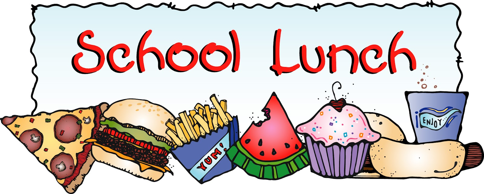 Lunch clipart 6-Lunch clipart 6-9