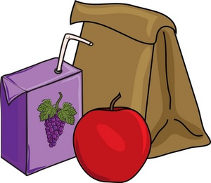 Lunch Clipart Image Bag Lunch-Lunch Clipart Image Bag Lunch-14