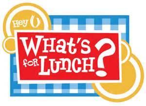 Lunch Menu Clipart u0026middot; «