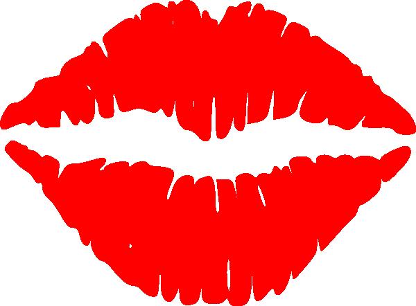 Lustful Lips Clip Art At Clke - Lip Clip Art