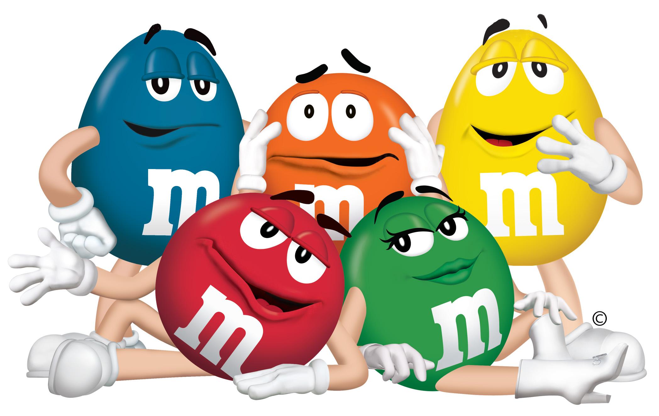 Mu0026amp;m Candy Clipart - M M Clip Art