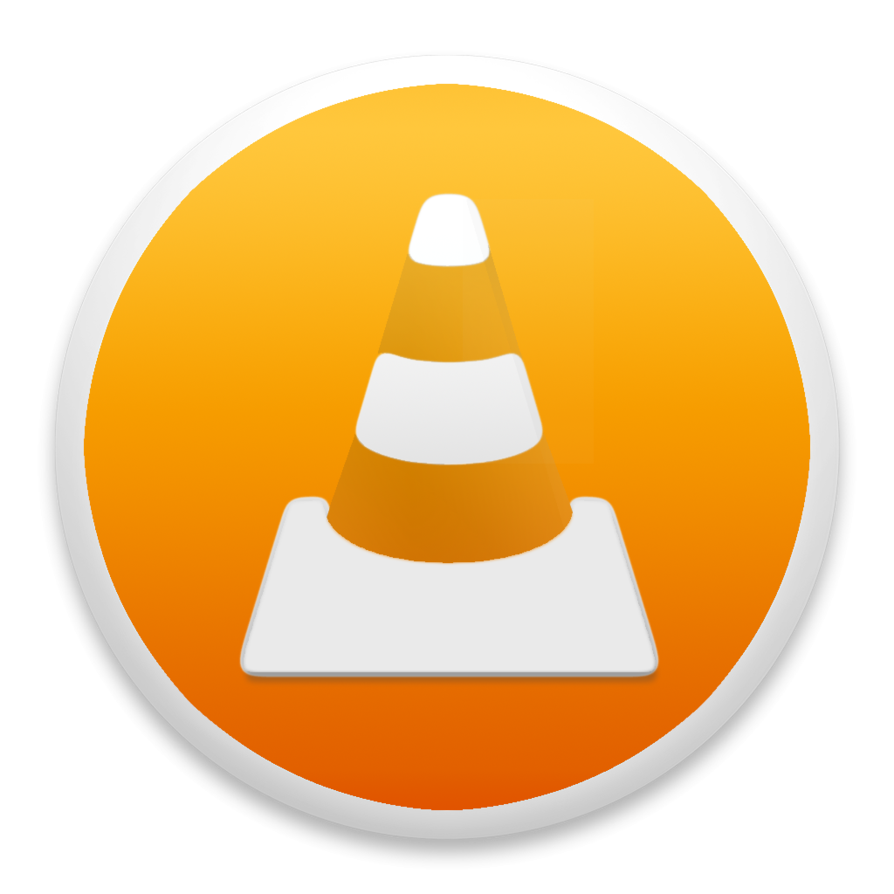 VLC icon for Mac OS X Yosemite by josselinco ClipartLook.com