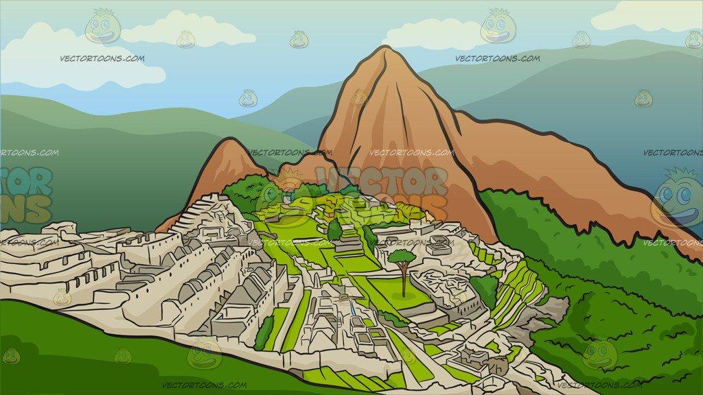 Machu Picchu Background