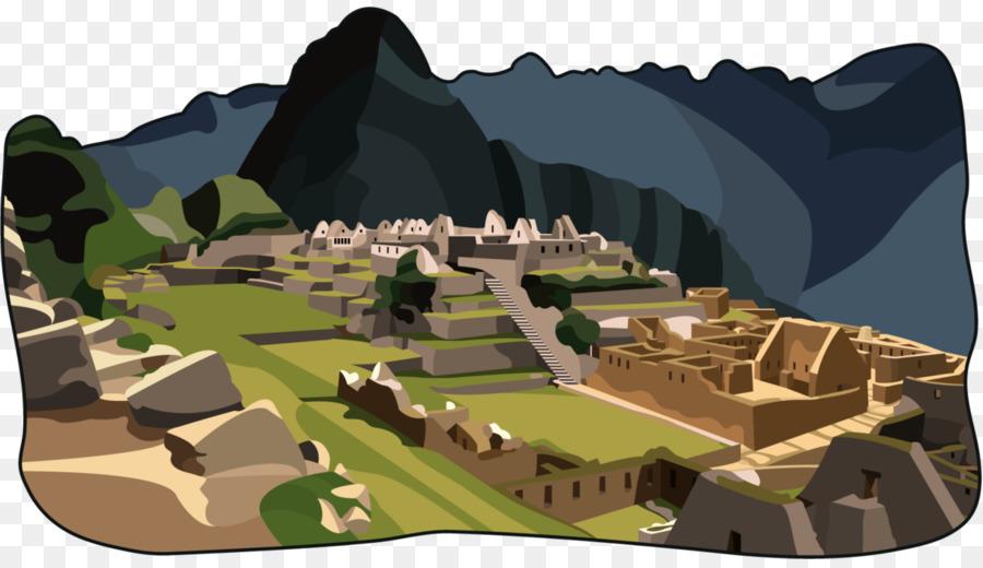 Machu Picchu Cusco Clip art - digital clipart
