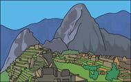 Machu Picchu, Inca ruins. Size: 255 Kb F-Machu Picchu, Inca ruins. Size: 255 Kb From: Architecture-17