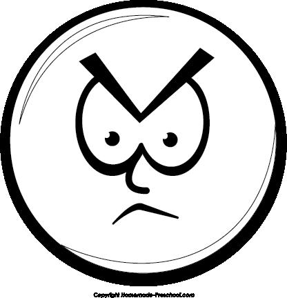 Mad face clip art tumundografico 5
