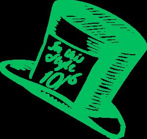 Mad Hatter Hat clip art - vector clip ar-Mad Hatter Hat clip art - vector clip art online, royalty free u0026amp; public domain | Scrapbook - Disney Free Printables | Pinterest | Mad hatter hats, Clip art ...-12