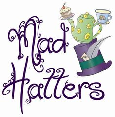Mad Hatter Inspiration. - Mad Hatter Clip Art