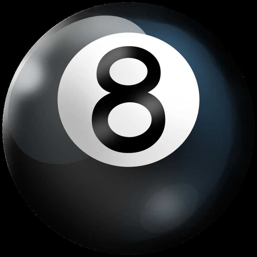 Magic 8 Ball Clip Art