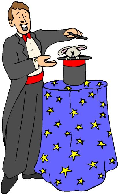 Magic Show Clip Art Magic Tricks Clip Art