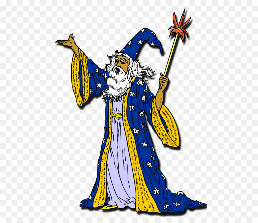 Magicka Merlin Robe Magician The Way of the Wizard - Wizard