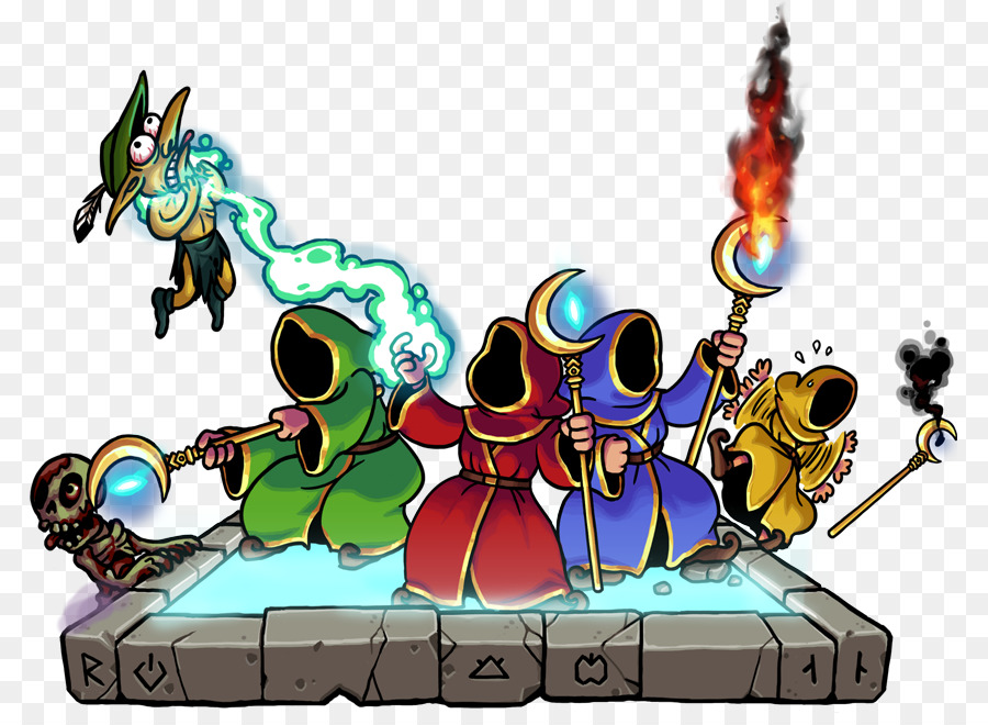 Magicka: Wizard Wars Castle Crashers Mag-Magicka: Wizard Wars Castle Crashers Magician Game - Magicka PNG Free  Download-15