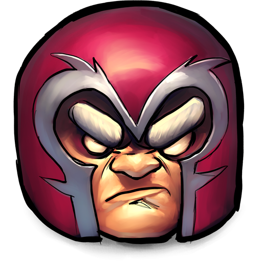 Format: PNG - Magneto Clipart