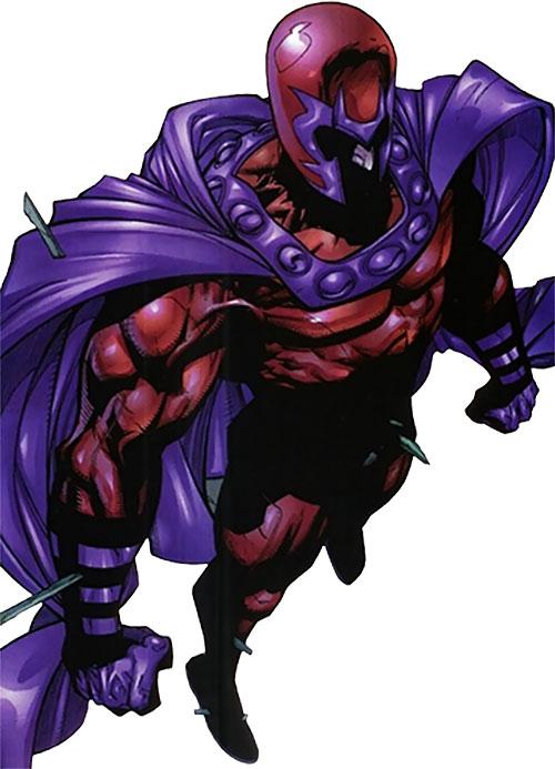 Magneto (Marvel Comics) Dramatic Pose-Magneto (Marvel Comics) dramatic pose-9