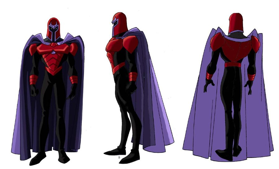 Magneto Model Sheet By Nes44Nes ClipartL-Magneto Model Sheet by Nes44Nes ClipartLook.com -13