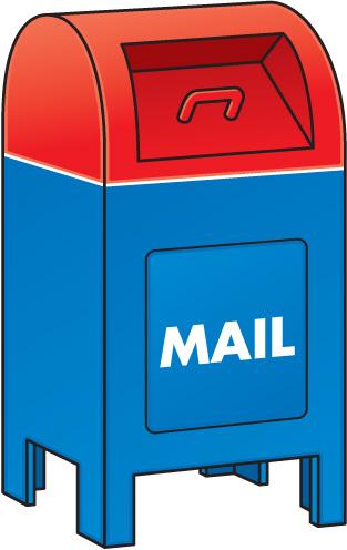 mailbox clipart-mailbox clipart-1