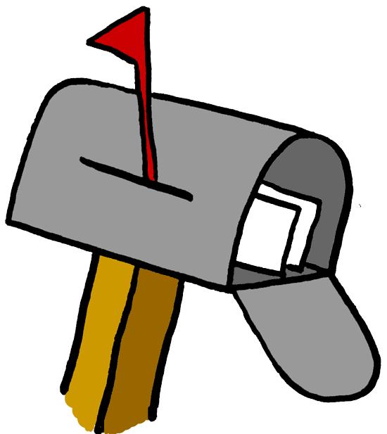 Mailbox Clipart Free - Clipart Mailbox