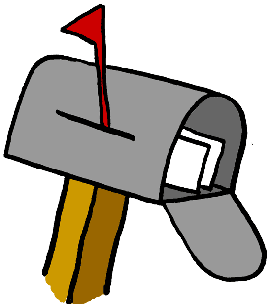 Mailbox Clipart Free-Mailbox Clipart Free-3