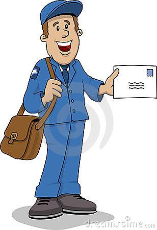 Mailman Royalty Free Stock Image Image 12265846