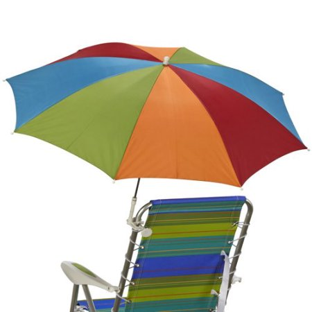 ... Mainstays Clip-On Umbrella, Assorted
