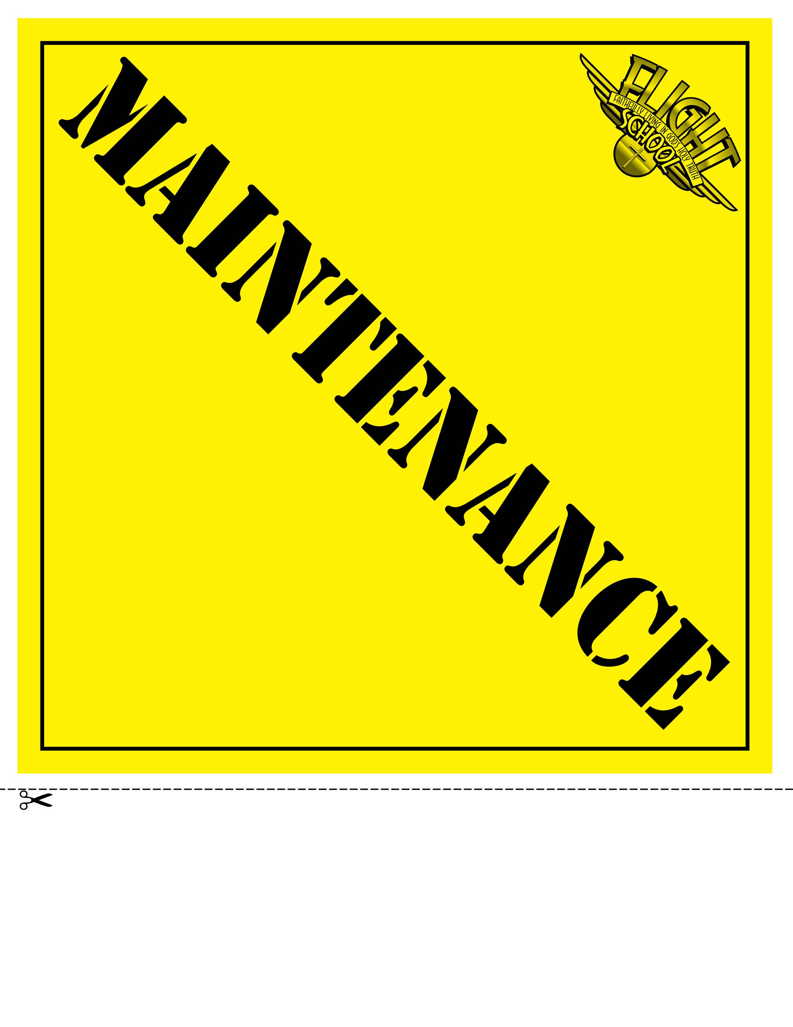 Maintenance Pictures Clip Art Http Truthquest Net Flight School