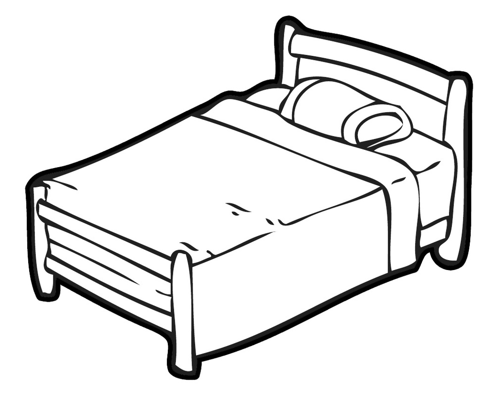 Make Bed Clip Art-Make Bed Clip Art-16