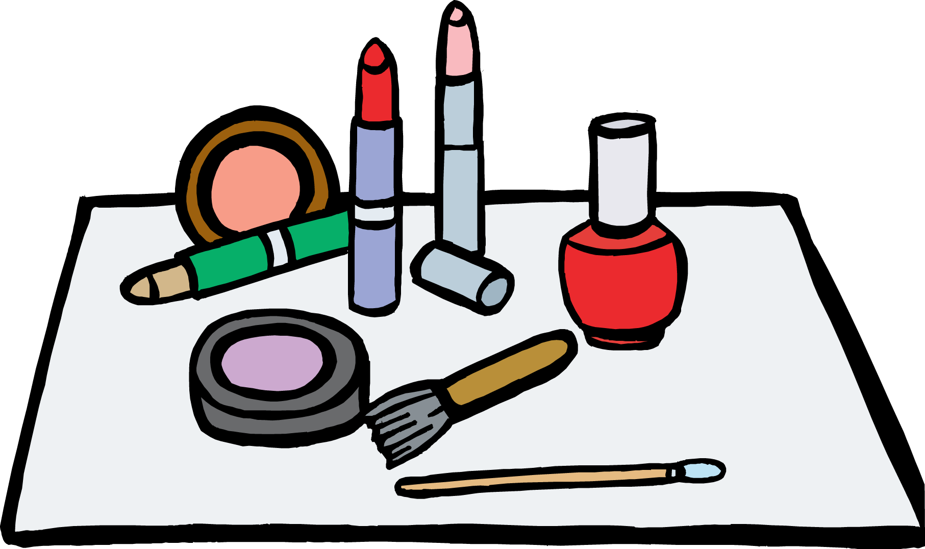 makeup clipart-makeup clipart-1