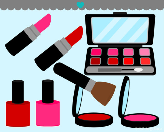 makeup clipart-makeup clipart-14