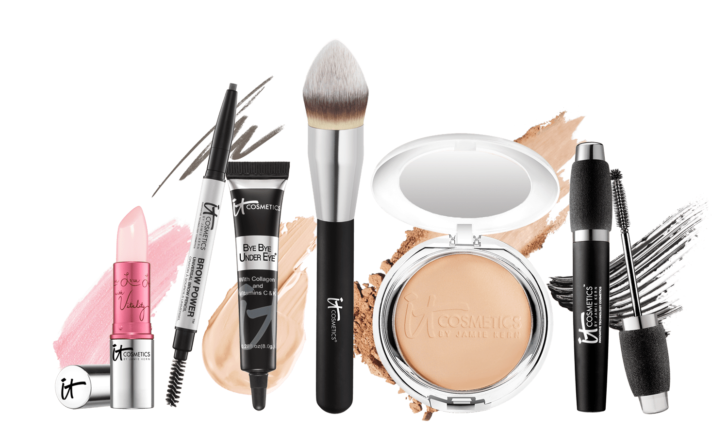 It Cosmetics Makeup Kit - Makeup Kit Products Clipart