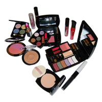 Makeup Kit Products Png Image PNG Image