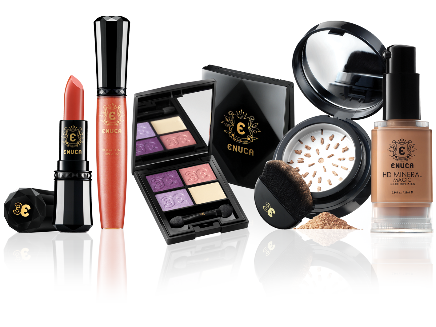 Makeup Kit Products Png PNG Image