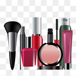 vector makeup kit, Makeup, Brush, Brush Primer PNG and Vector