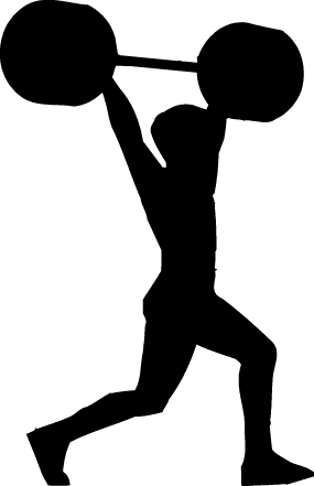 Man Lifting Weights Clipart Weight Lifti-Man Lifting Weights Clipart Weight Lifting Clipart-13