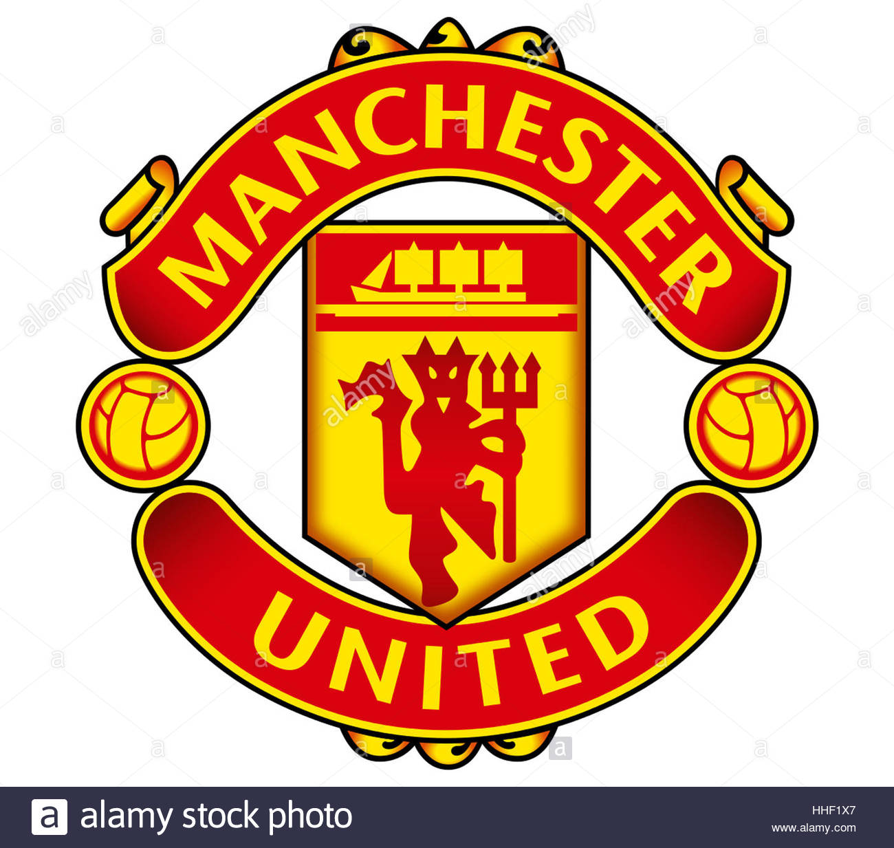 Manchester United icon logo
