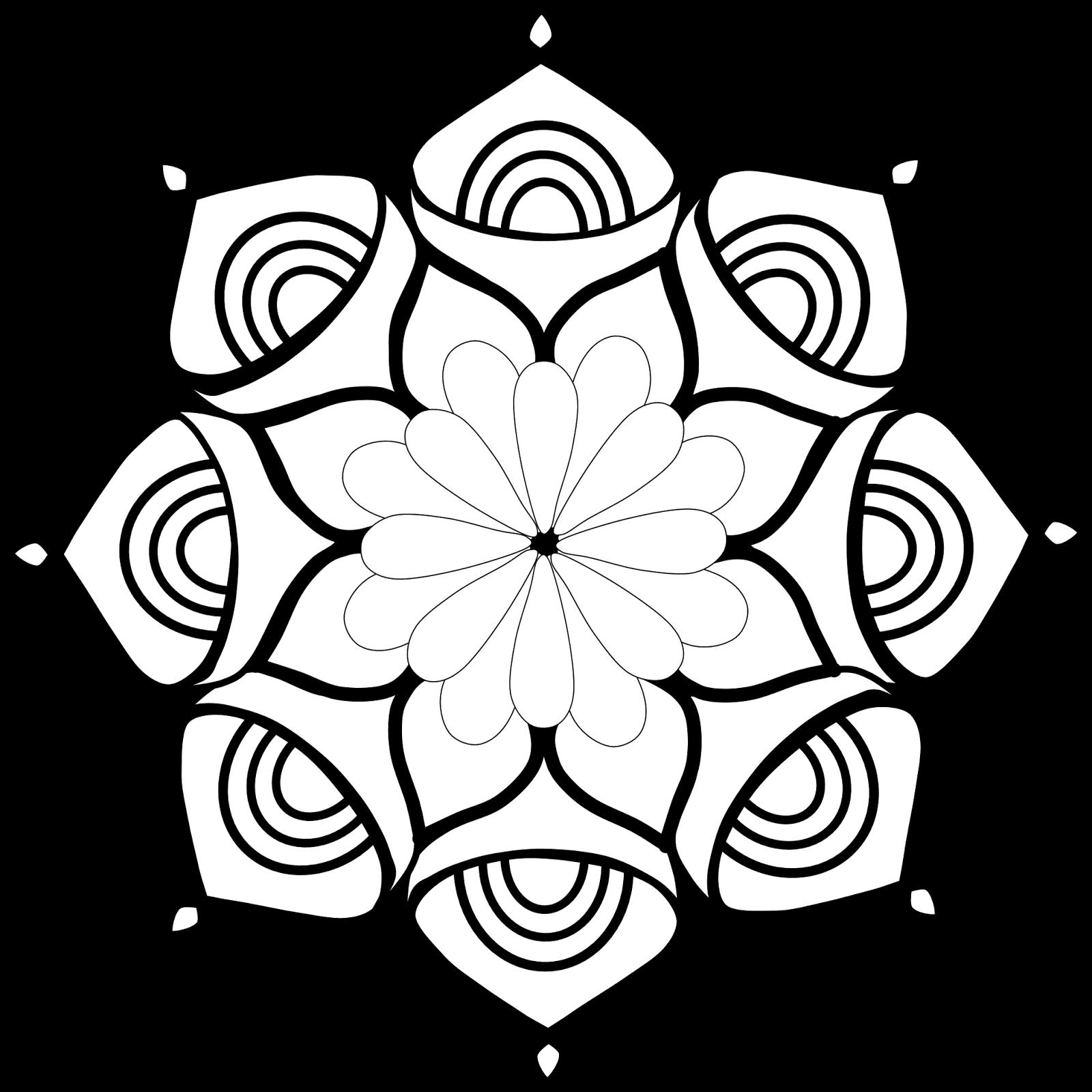 ... Mandala clip art - ClipartFox ...