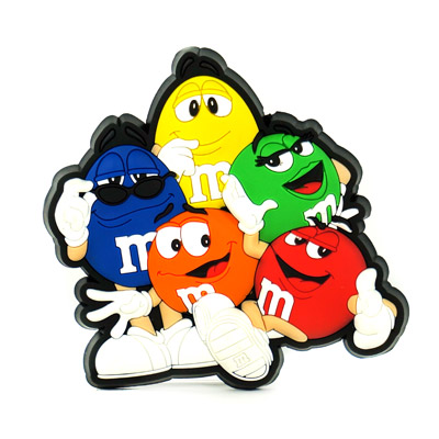 Mandm Candy Characters All ..