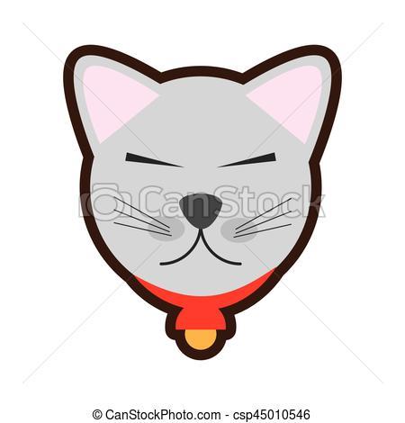Cartoon Maneki Neko - Cat Japanese - Csp-cartoon maneki neko - cat japanese - csp45010546-4