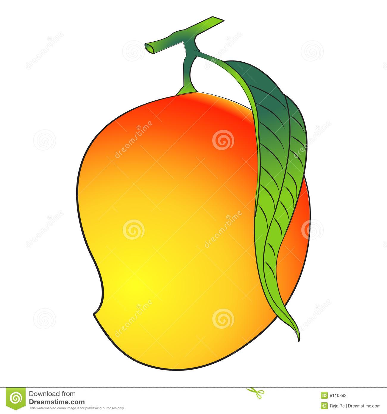 Mango Clipart-Clipartlook.com-1300