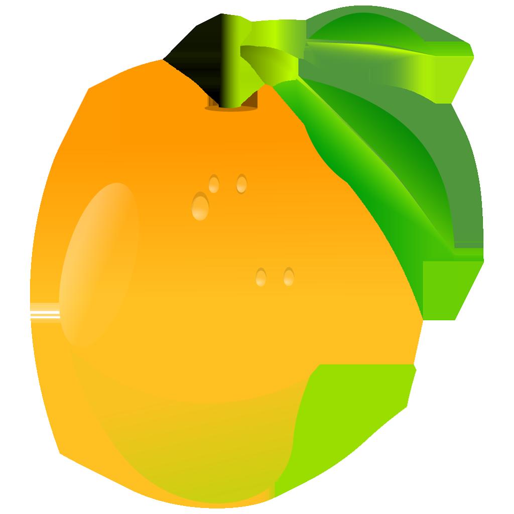 Mango Clipart - Mango Clipart